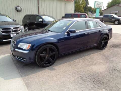 2013 Chrysler 300 for sale at De Anda Auto Sales in Storm Lake IA