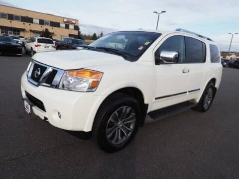2015 Nissan Armada for sale at Karmart in Burlington WA