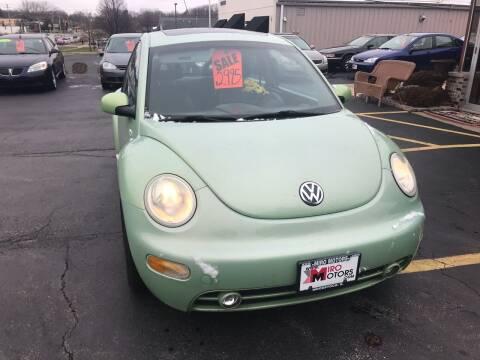 2001 Volkswagen New Beetle for sale at Miro Motors INC in Woodstock IL