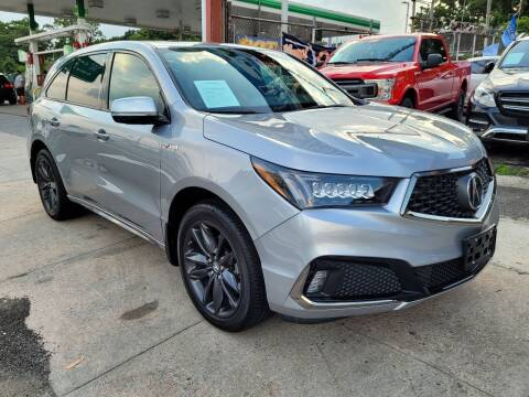 2020 Acura MDX for sale at LIBERTY AUTOLAND INC in Jamaica NY