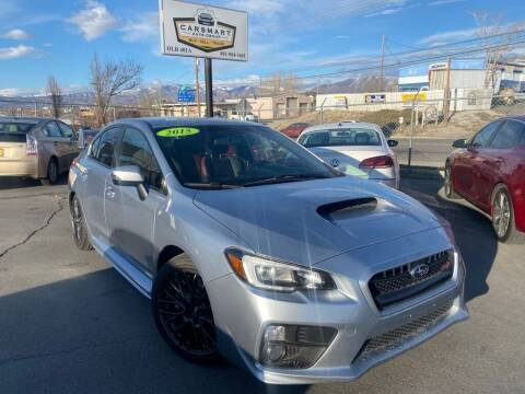 2015 Subaru WRX for sale at CarSmart Auto Group in Murray UT