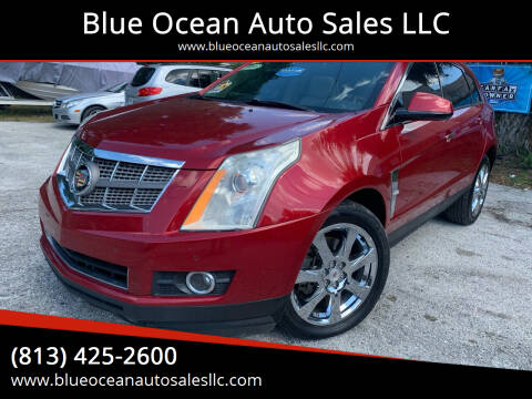 2010 Cadillac SRX for sale at Blue Ocean Auto Sales LLC in Tampa FL