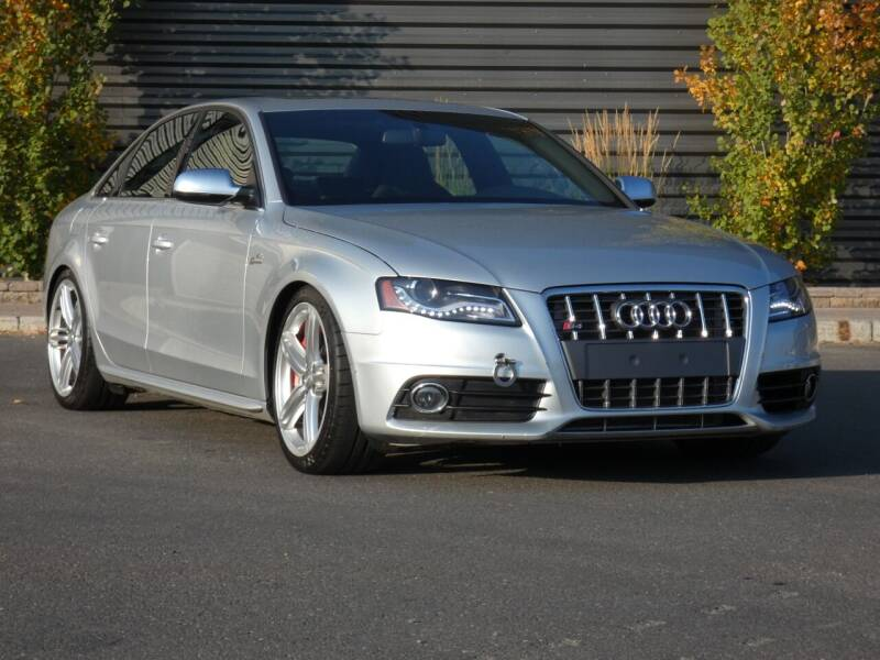 2010 Audi S4 for sale at Sun Valley Auto Sales in Hailey ID