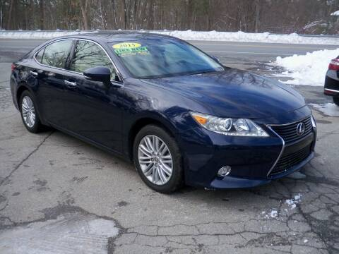 2015 Lexus ES 350 for sale at Charlies Auto Village in Pelham NH