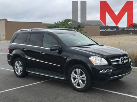 2011 Mercedes-Benz GL-Class for sale at INDY LUXURY MOTORSPORTS in Fishers IN