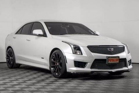 2017 Cadillac ATS-V for sale at Chevrolet Buick GMC of Puyallup in Puyallup WA
