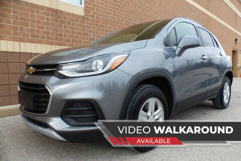 2019 Chevrolet Trax for sale at Macomb Automotive Group in New Haven MI