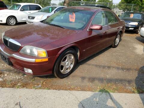 2001 Lincoln LS for sale at 2 Way Auto Sales in Spokane Valley WA