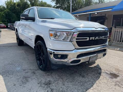 2019 RAM Ram Pickup 1500 for sale at Great Lakes Auto House in Midlothian IL