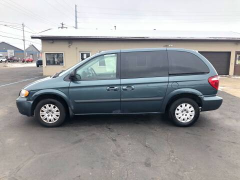 2006 Chrysler Town and Country for sale at Mike's Budget Auto Sales in Cadillac MI
