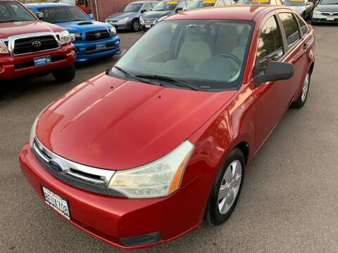 2010 Ford Focus for sale at C. H. Auto Sales in Citrus Heights CA