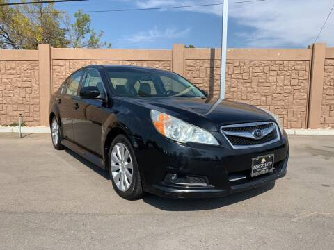 2010 Subaru Legacy for sale at Berge Auto in Orem UT