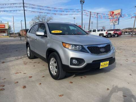 2013 Kia Sorento for sale at Russell Smith Auto in Fort Worth TX