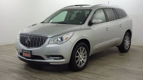 2017 Buick Enclave for sale at TRAVERS GMT AUTO SALES - Traver GMT Auto Sales West in O Fallon MO