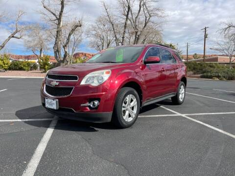 2010 Chevrolet Equinox for sale at GALLIAN DISCOUNT AUTO in St George UT