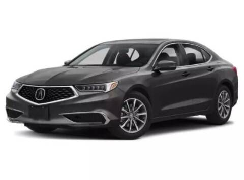 2020 Acura TLX for sale at Lease 4 Less Auto Group in Brooklyn NY