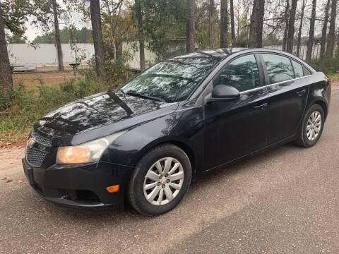 2011 Chevrolet Cruze for sale at Next Autogas Auto Sales in Jacksonville FL
