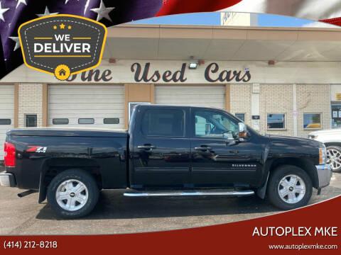 2013 Chevrolet Silverado 1500 for sale at Autoplex MKE in Milwaukee WI