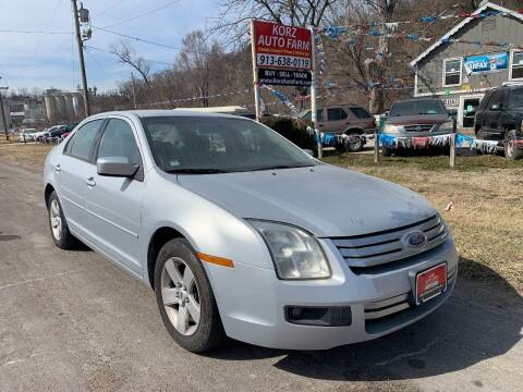 2006 Ford Fusion for sale at Korz Auto Farm in Kansas City KS
