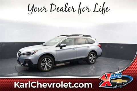 2018 Subaru Outback for sale at Karl Pre-Owned in Glidden IA