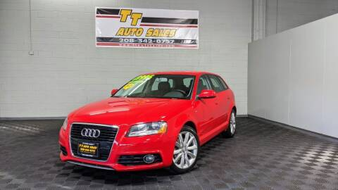 2011 Audi A3 for sale at TT Auto Sales LLC. in Boise ID