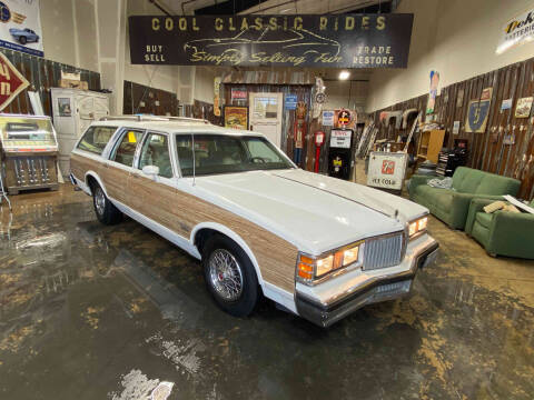 1981 Pontiac Bonneville for sale at Cool Classic Rides in Redmond OR