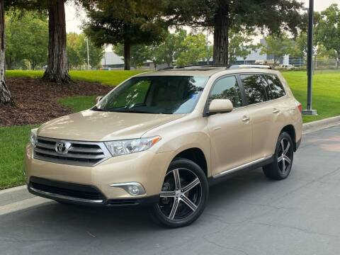 2012 Toyota Highlander for sale at KAS Auto Sales in Sacramento CA