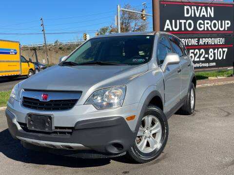 2009 Saturn Vue for sale at Divan Auto Group - 3 in Feasterville PA