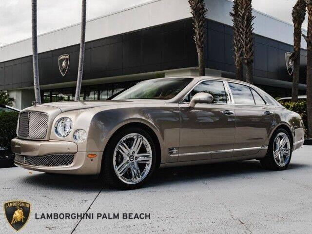 2011 Bentley Mulsanne for sale in West Palm Beach, FL