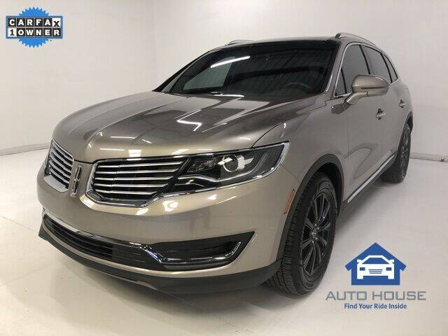 2018 Lincoln MKX for sale at AUTO HOUSE PHOENIX in Peoria AZ