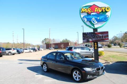 2013 BMW 3 Series for sale at MR AUTO in Elizabeth City NC