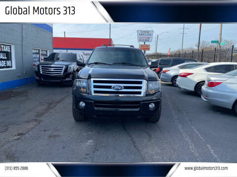 2012 Ford Expedition for sale at Global Motors 313 in Detroit MI