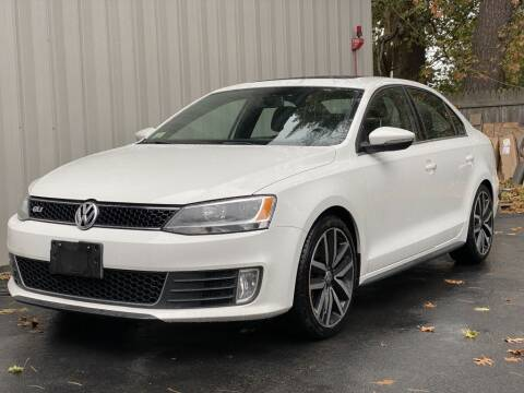 2012 Volkswagen Jetta for sale at Stellar Motor Group in Hudson NH