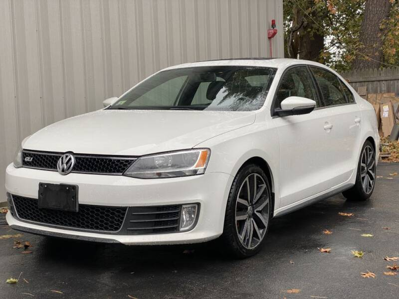 2012 Volkswagen Jetta for sale at Stellar Motor Group in Hudson NH