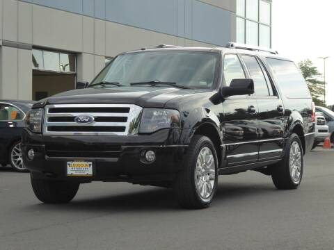 2012 Ford Expedition EL for sale at Loudoun Used Cars - LOUDOUN MOTOR CARS in Chantilly VA