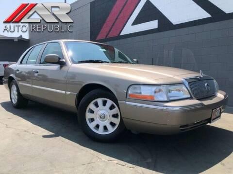 2004 Mercury Grand Marquis for sale at Auto Republic Fullerton in Fullerton CA