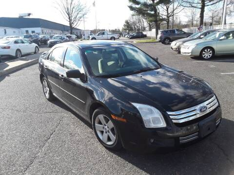 2007 Ford Fusion for sale at Hipps Integrity Auto Sales in Delran NJ