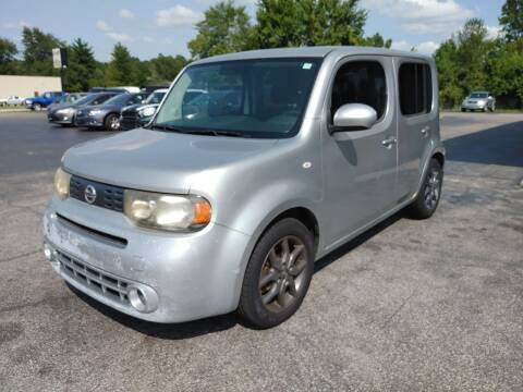 2010 Nissan cube for sale at Cruisin' Auto Sales in Madison IN