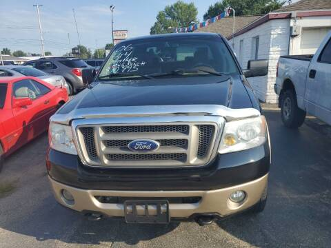 2006 Ford F-150 for sale at All State Auto Sales, INC in Kentwood MI