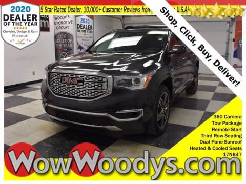 2017 GMC Acadia for sale at WOODY'S AUTOMOTIVE GROUP in Chillicothe MO