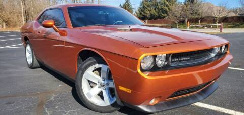 2011 Dodge Challenger for sale at Sinclair Auto Inc. in Pendleton IN