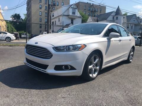 2015 Ford Fusion for sale at Concept Auto Group in Yonkers NY