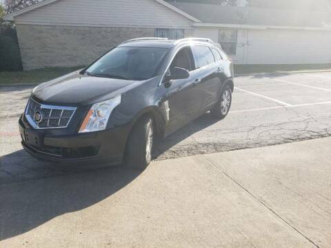 2010 Cadillac SRX for sale at Bad Credit Call Fadi in Dallas TX
