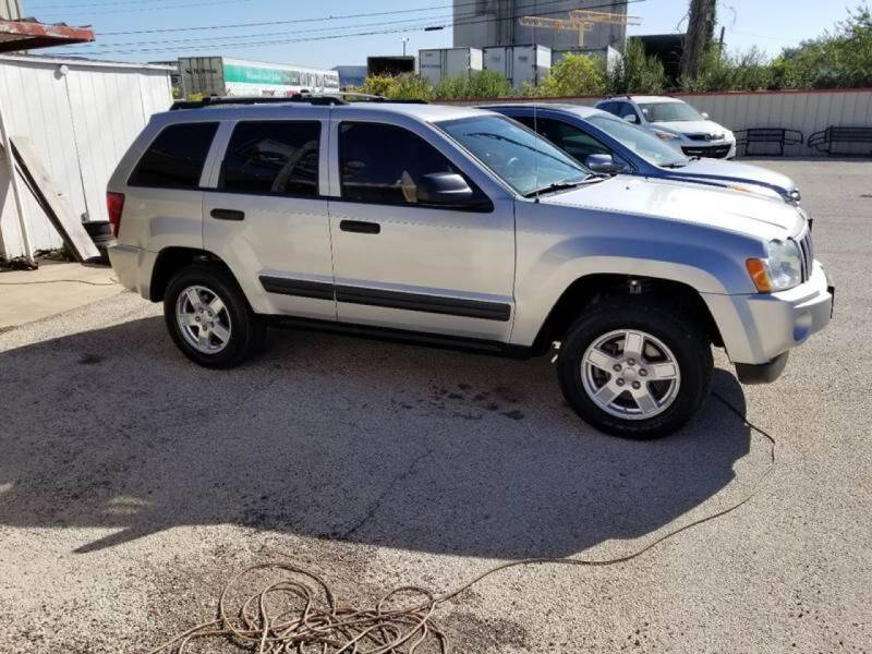 2005 Jeep Grand Cherokee for sale at Key City Motors in Abilene TX