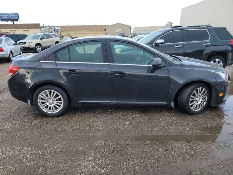 2013 Chevrolet Cruze for sale at Revolution Auto Group in Idaho Falls ID