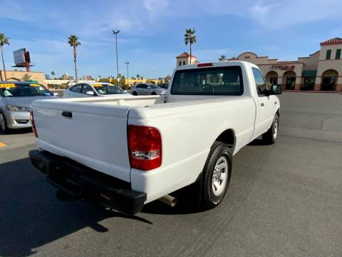 2011 Ford Ranger for sale at Charlie Cheap Car in Las Vegas NV