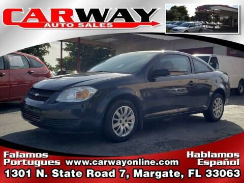 2009 Chevrolet Cobalt for sale at CARWAY Auto Sales in Margate FL
