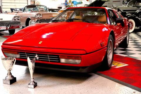 1986 Ferrari 328 GTS for sale at Berliner Classic Motorcars Inc in Dania Beach FL