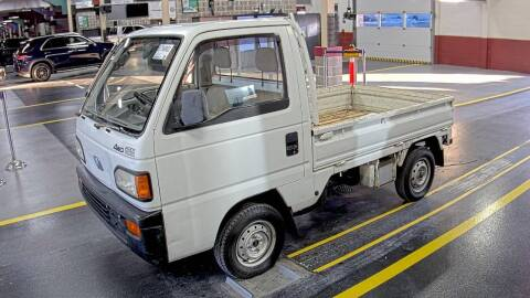 1991 Honda HA4 ACTY for sale at Great Lakes Classic Cars & Detail Shop in Hilton NY