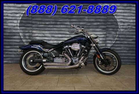 2006 Yamaha Road Star for sale at AZautorv.com in Mesa AZ